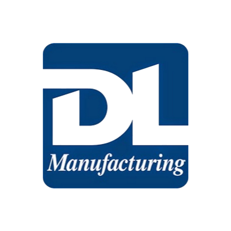 Logo for DL Manufacturing