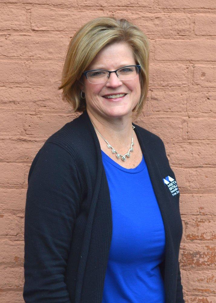 Photo of Heidi Larson, Human Resources Manager