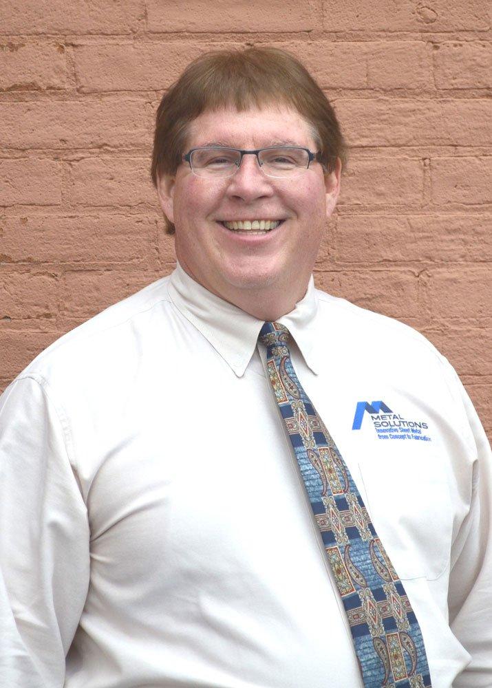 Photo of Michael Burke, Business Development Manager