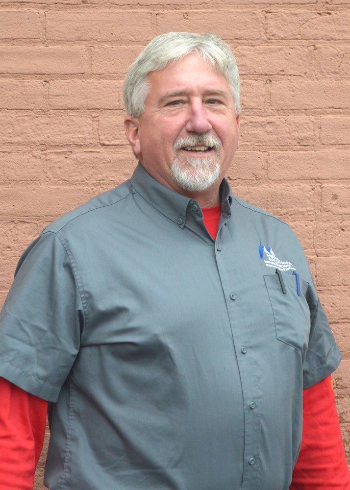 Photo of Mike Kessler, Shipping Manager