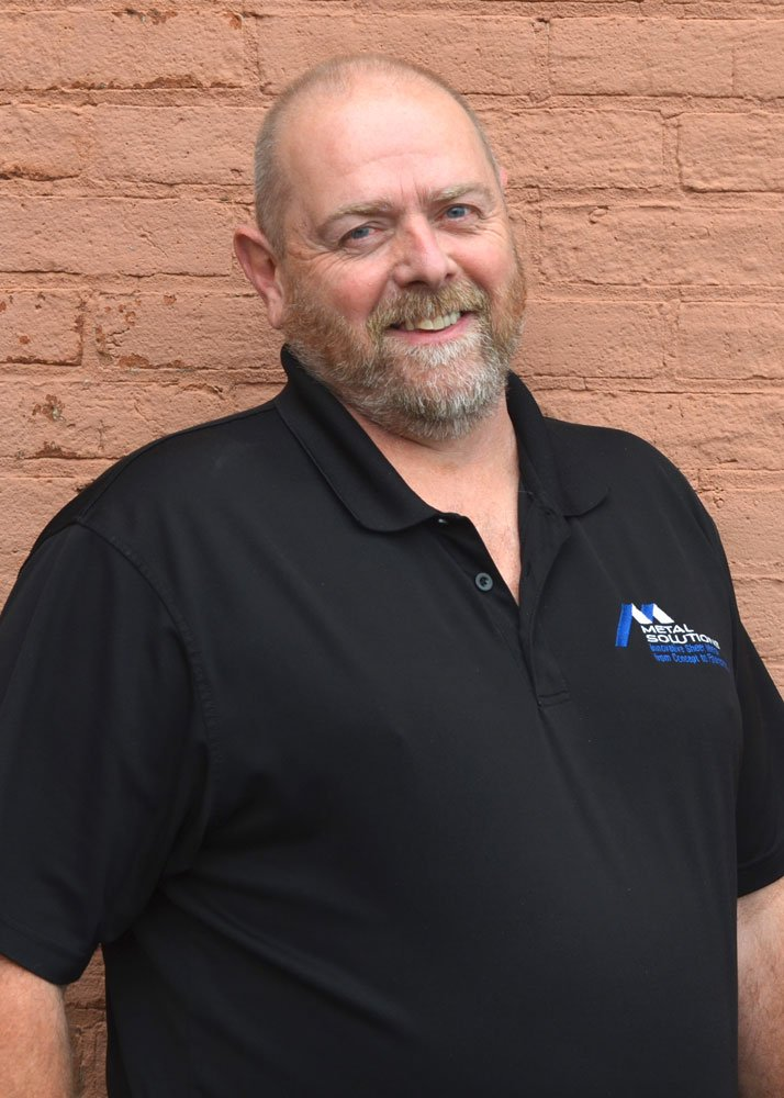 Photo of Rick Garrett, Production Manager