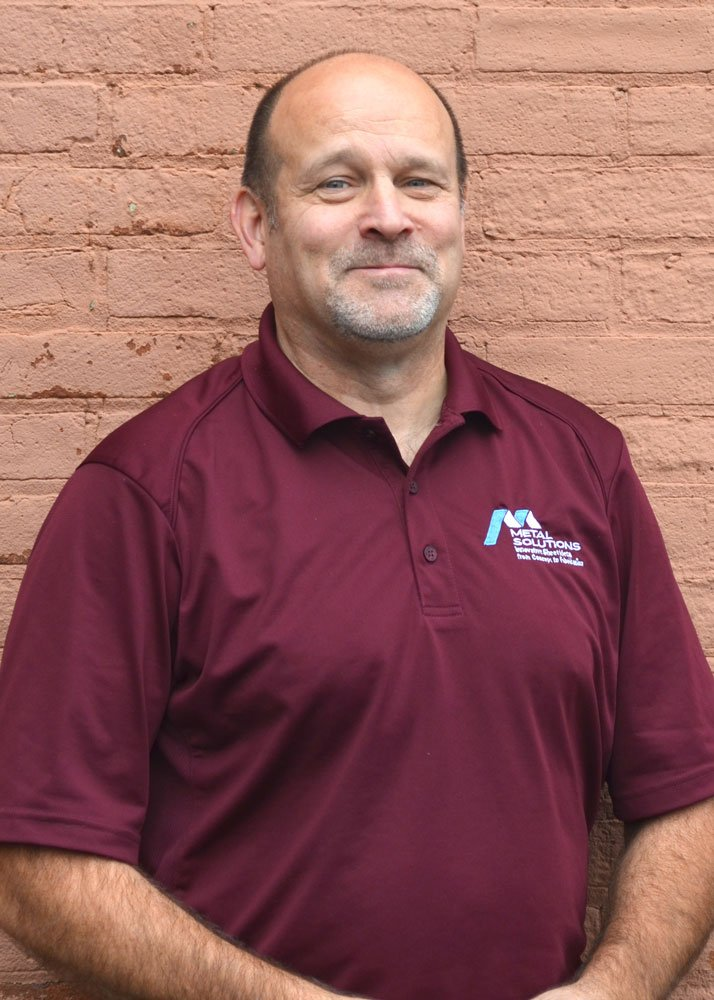 Photo of Steve Treadway, Purchasing Manager