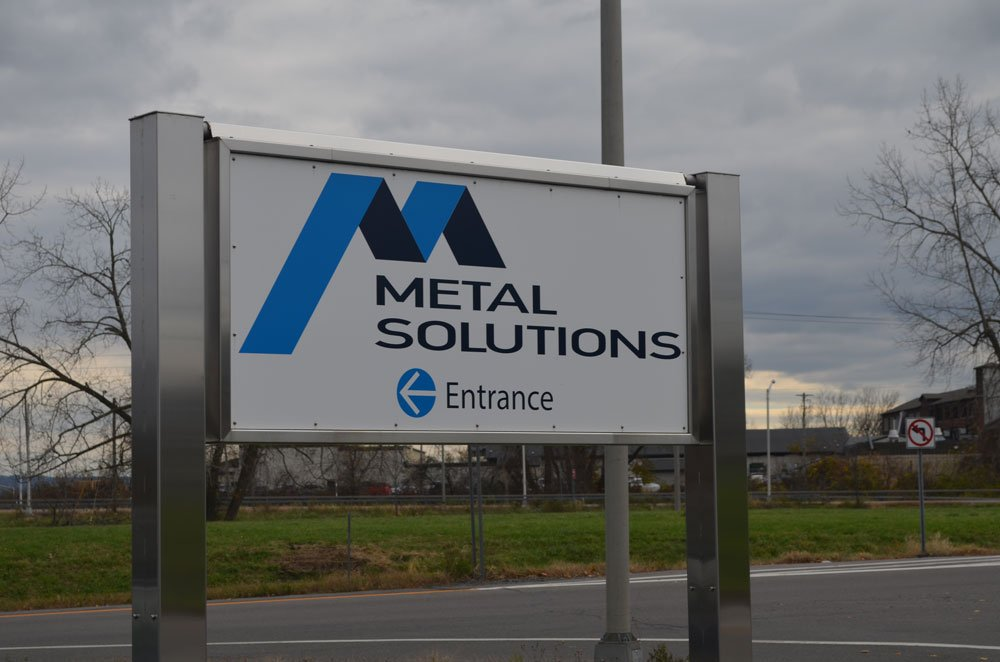 Metal Solutions, Inc. Announces that it will be Hosting Congressman Anthony Brindisi